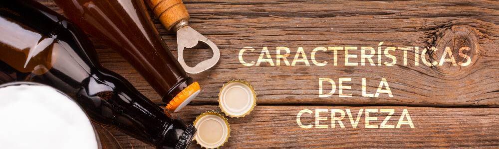 Caracteristicas de la cerveza web