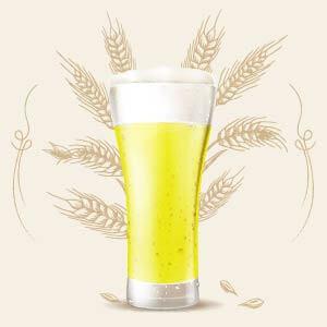 American Pale Ale o APA 4 color srm cerveza