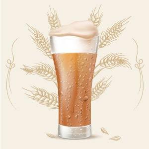Barley Wine 13 color srm cerveza