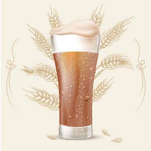 Brown Ale 15 color srm cerveza