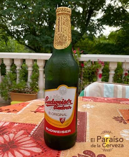 Budweiser Budvar O Budějovický Budvar Pilsen de la República Checa
