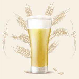 Kellerbier, Zwickelbier o Zwickel 7 color srm cerveza