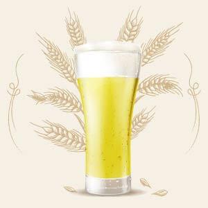 Weizenbier o Weissbier 5 color srm cerveza