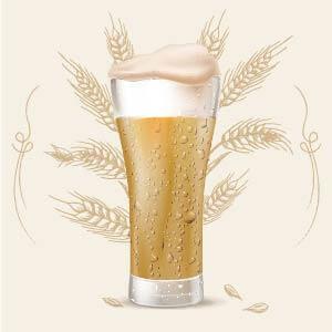 Weizenbock o Bock de trigo 9 color srm cerveza