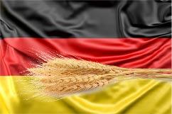 bandera alemania origen de las cervezas Cebada