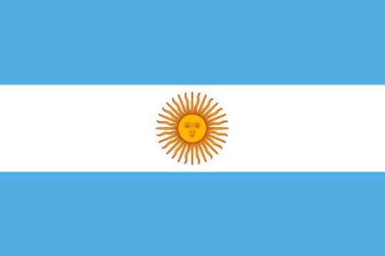 bandera argentina el paraiso de la cerveza