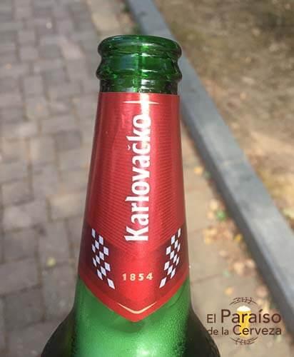 cerveza Karlovacko botellin croacia el paraiso de la cerveza 2
