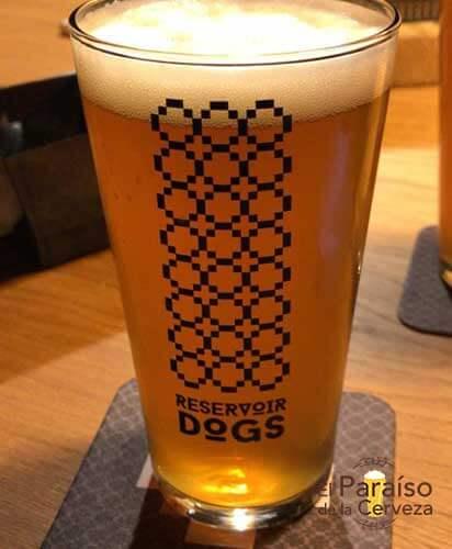 Cerveza Reservoir Dogs Brewery Eslovenia