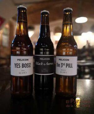 Cerveza Pelicon Ale Eslovenia