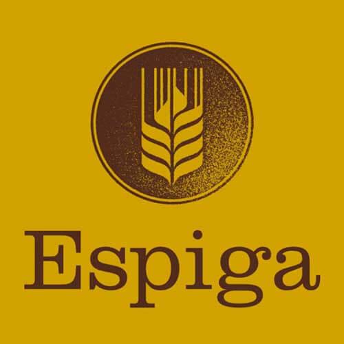 Logo Cerveza artesana Espiga Barcelona Cataluña