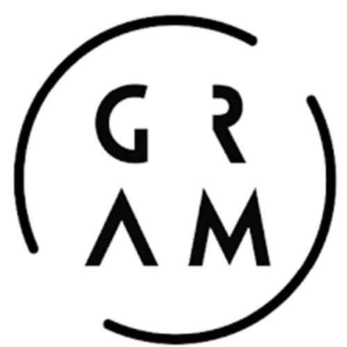 Logo cerveza gram artesanas