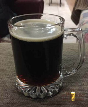 cerveza artesana Daimon Gram negra ontinyet valencia españa jarra 2