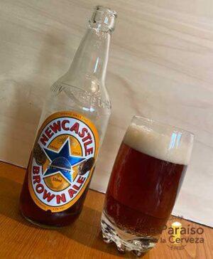 Cervza Newcaslte Brown Ale de Reino Unido