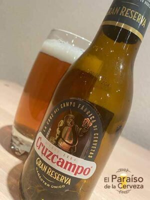 Cruzcampo Gran Reserva Cerveza Lager Premium España