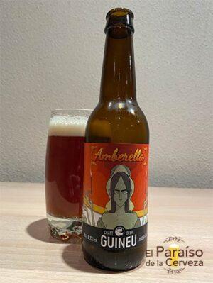 Cerveza Guineu Amberella es una Amber Ale de Barcelona