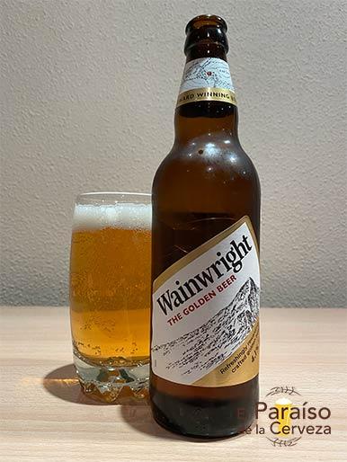 Cerveza Wainwright Golden Ale de Reino Unido
