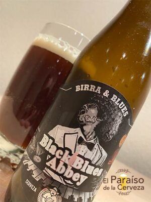 La cerveza Birra & Blues Black Blues Abbey de Valencia