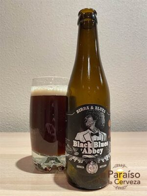 La cerveza Birra & Blues Black Blues Abbey de Valencia