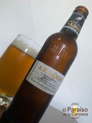 La cerveza A.K. Damm especial