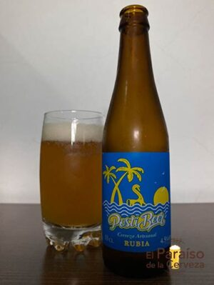 La cerveza Posti Beer de cervezas Postiguet Pale Ale