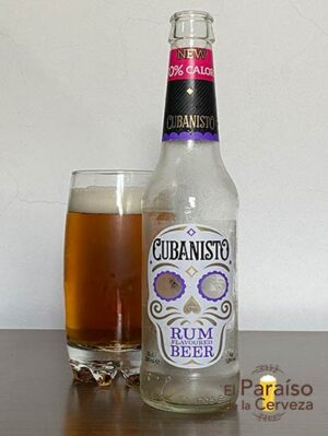 La cervza Cubanisto Rum Beer aromatizada con ron