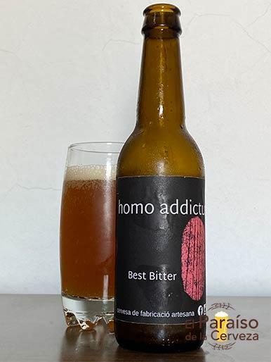 La cerveza Homo Addictus Best Bitter
